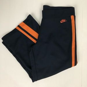 NIKE cropped workout athletic running pants sz 4-6